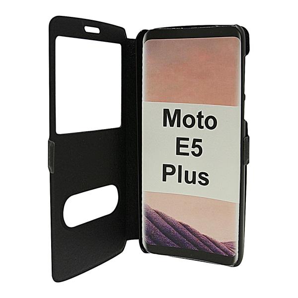 Flipcase Motorola Moto E5 Plus / Moto E Plus (5th gen) Hotpink