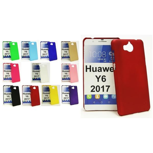 Hardcase Huawei Y6 2017 (MYA-L41) Ljusrosa