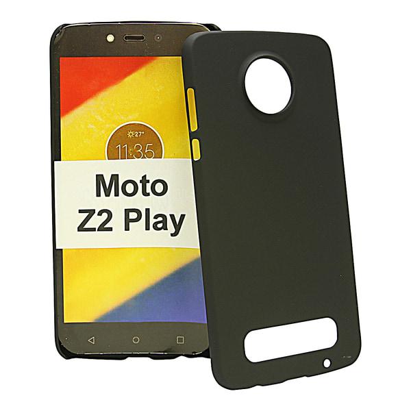 Hardcase Moto Z2 Play Lila