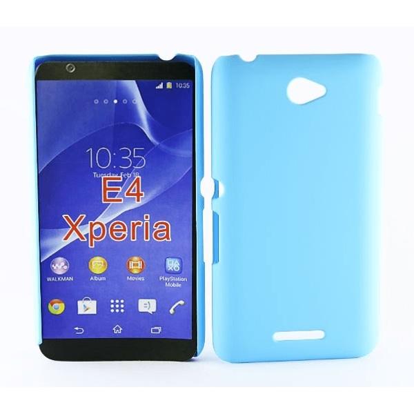 Hardcase skal Sony Xperia E4 (E2105) Ljusblå