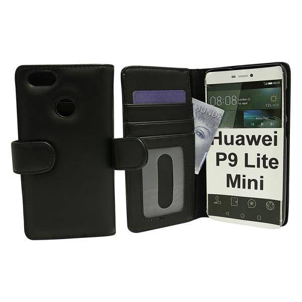 Plånboksfodral Huawei P9 Lite Mini Svart
