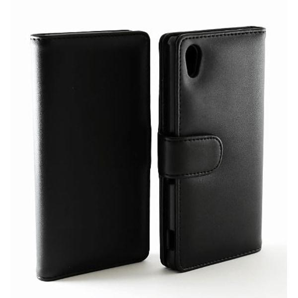 Plånboksfodral Sony Xperia M4 Aqua (E2303) Svart