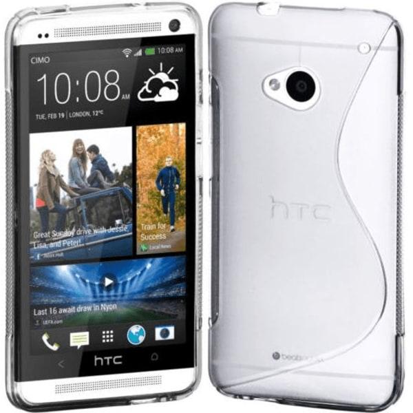 S-line skal HTC One S Frostad