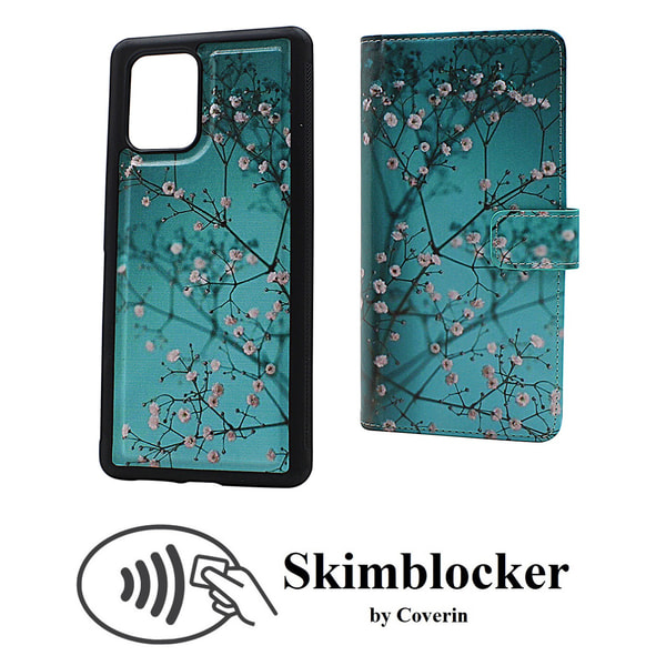 Skimblocker Magnet Designwallet Samsung Galaxy S10 Lite