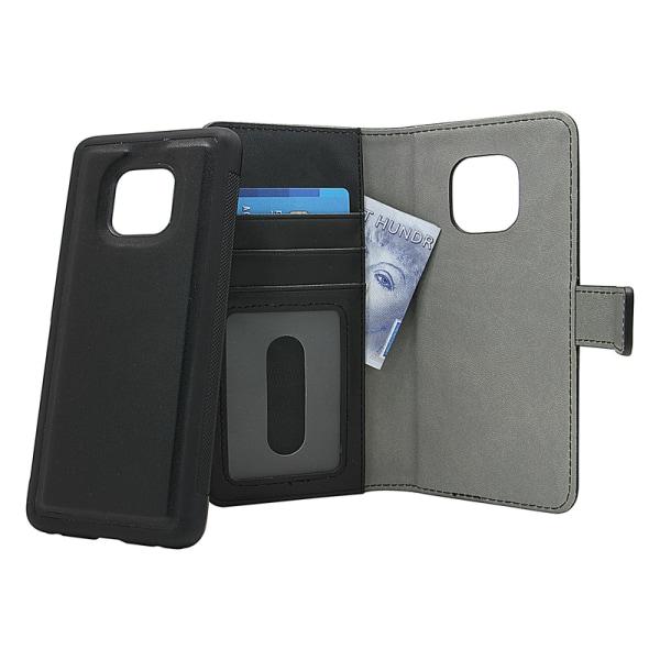 Skimblocker Magnet Wallet Huawei Mate 20 Pro Svart