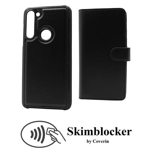 Skimblocker XL Magnet Wallet Motorola Moto G8 Power