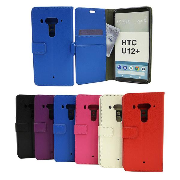 Standcase Wallet HTC U12 Plus / HTC U12+ Lila