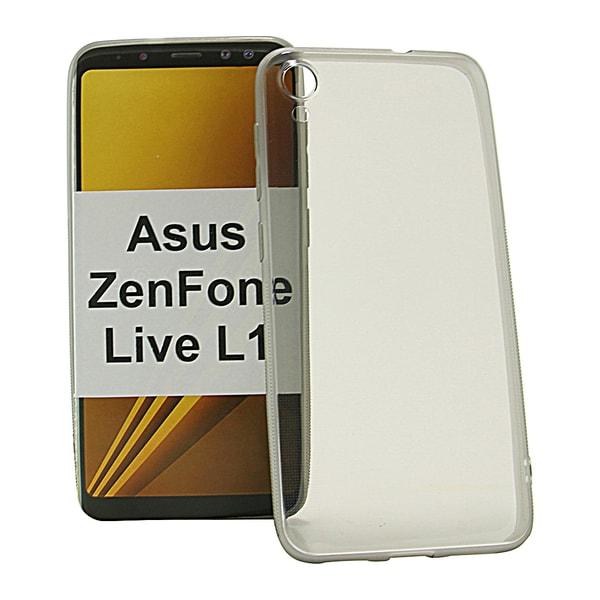 Ultra Thin TPU skal Asus ZenFone Live L1 (ZA550KL)