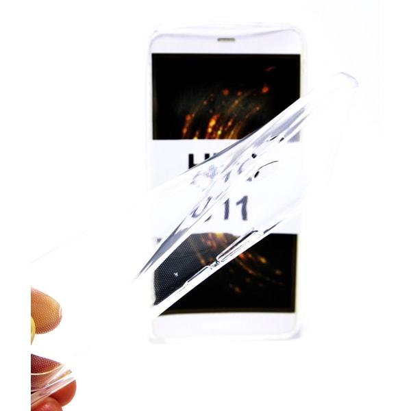 Ultra Thin TPU skal HTC U11