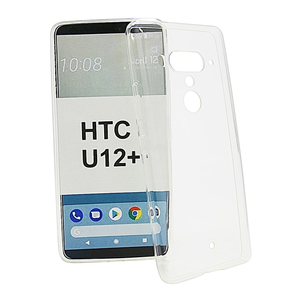 Ultra Thin TPU skal HTC U12 Plus / HTC U12+