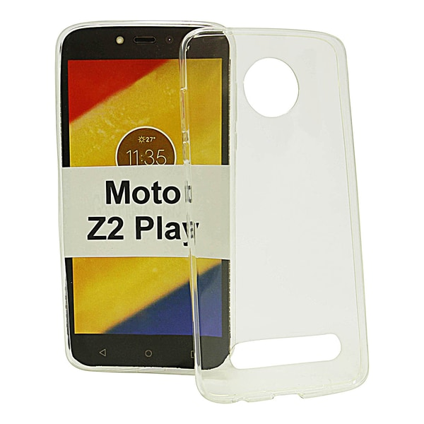 Ultra Thin TPU Skal Moto Z2 Play