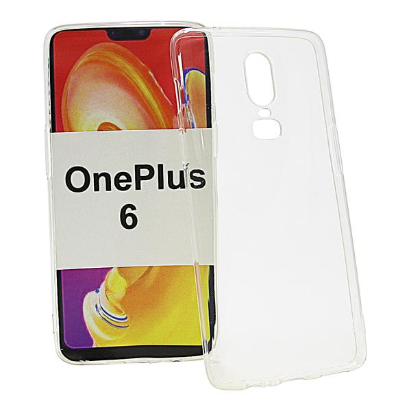 Ultra Thin TPU skal OnePlus 6