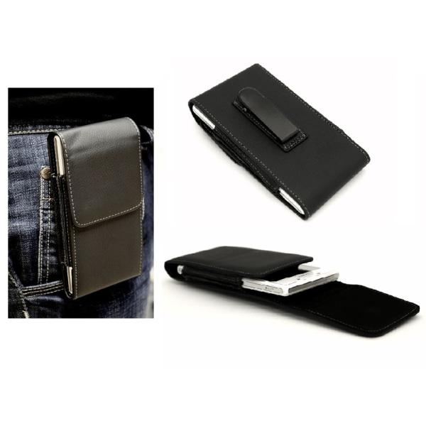 Universal vertikal wallet för bälte