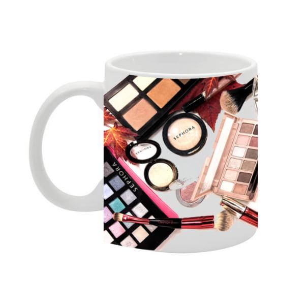 Makeup smink 7 mugg