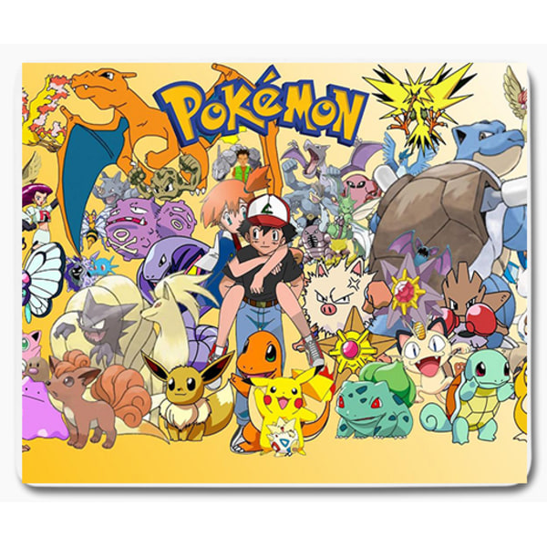 Pokemon serie 9 musmatta