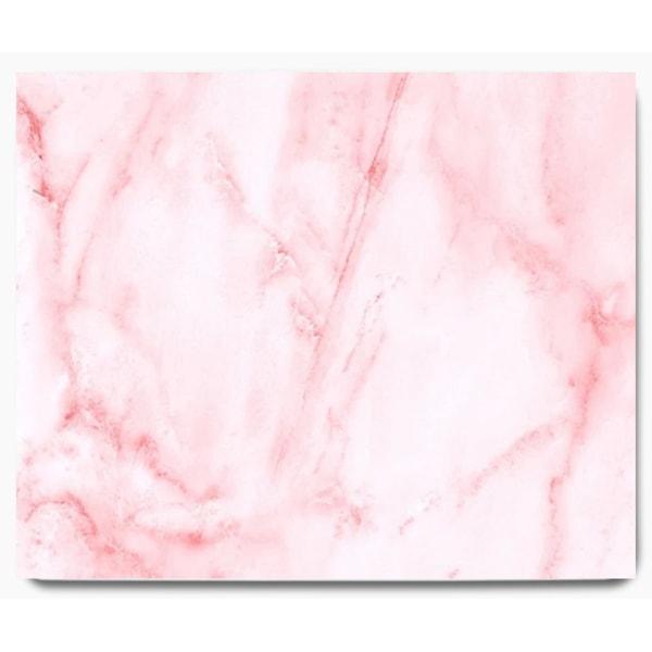 Rosa marmor Fyrkant 1 - musmatta