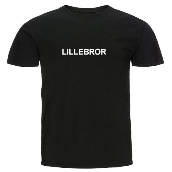 T-shirt - Lillebror Ljusgrön 140cl 9-11år