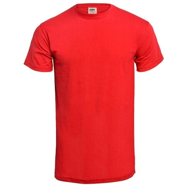T-shirt - Så här ser en fantastisk pappa ut Röd 5XL