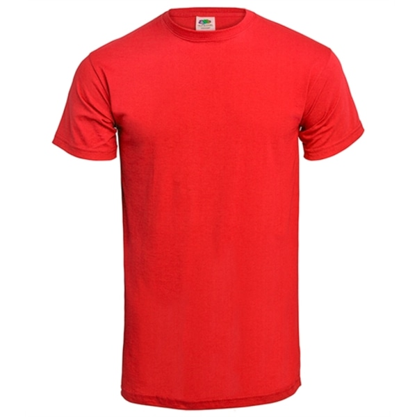 T-shirt - Stolt nybliven brandman Röd 5XL