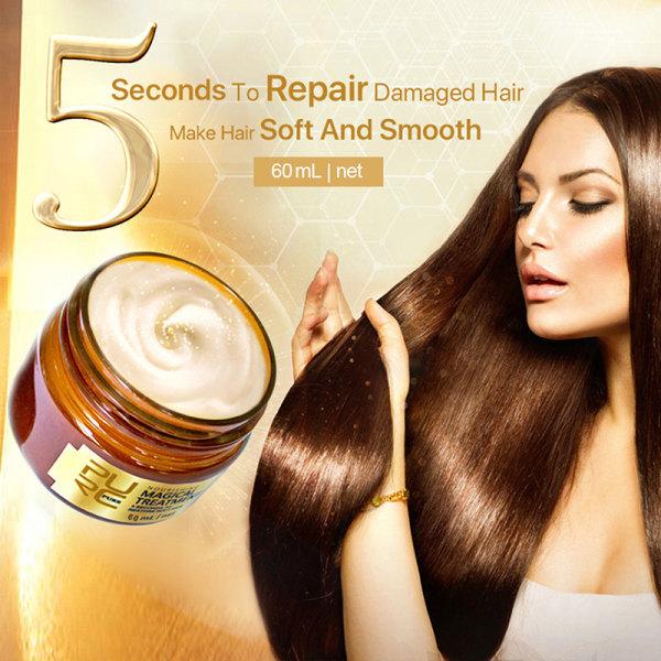 MagicCare Deep Repair Hair Keratin Hair Care Repair Damaged Hai