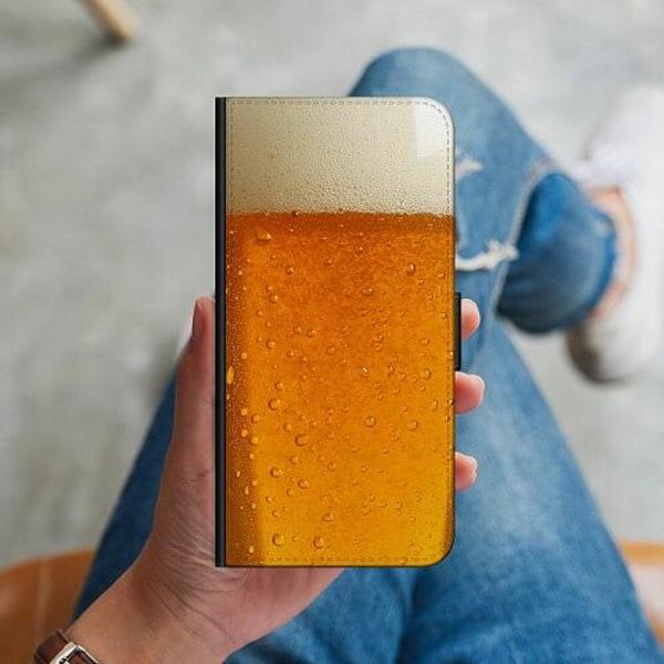 Huawei P40 Lite Plånboksskal Beer