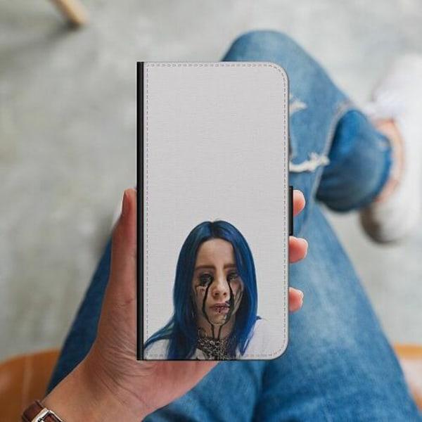 Huawei P40 Lite Plånboksskal Billie Eilish