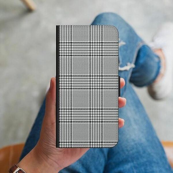 Huawei P40 Lite Plånboksskal Checkered State