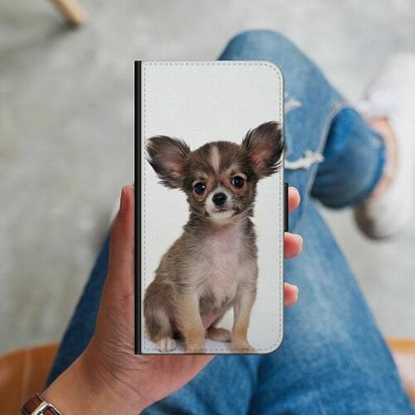 Huawei P40 Lite Plånboksskal Chihuahua