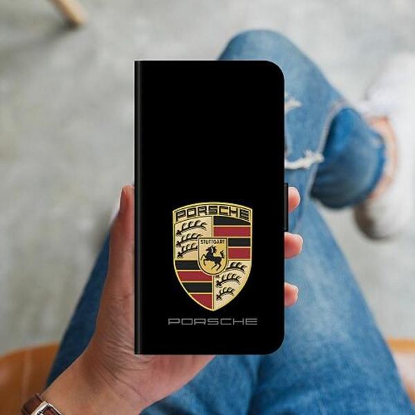Huawei P40 Lite Plånboksskal Porsche