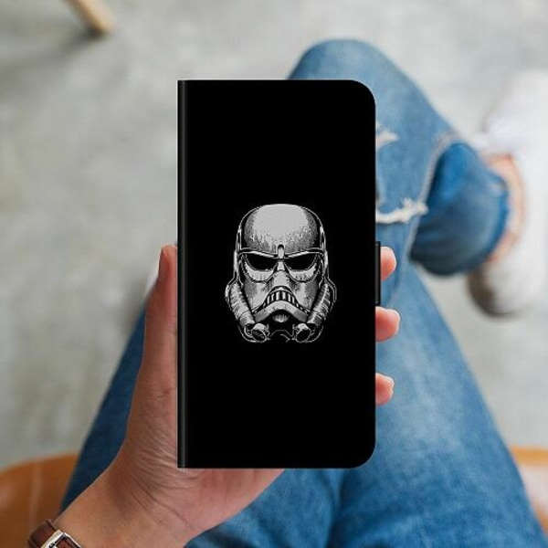 Huawei P40 Lite Plånboksskal Stormtrooper