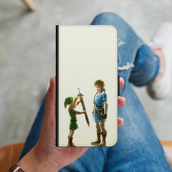 Huawei P40 Lite Plånboksskal Zelda