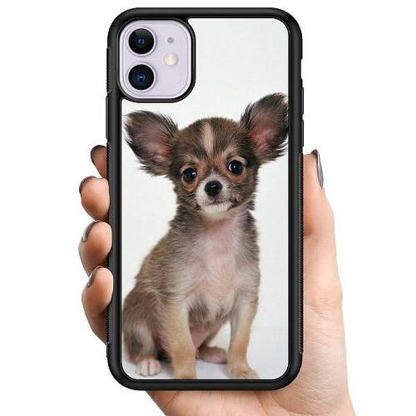 Apple iPhone 11 Billigt mobilskal - Chihuahua