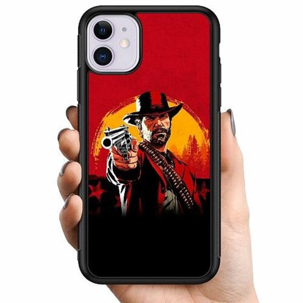Apple iPhone 11 Billigt mobilskal - Röd