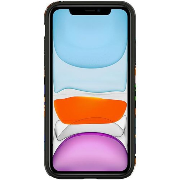 Apple iPhone 11 LUX Duo Case (Matt) Mönster