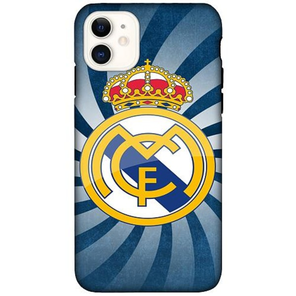 Apple iPhone 11 LUX Duo Case (Matt) Real Madrid