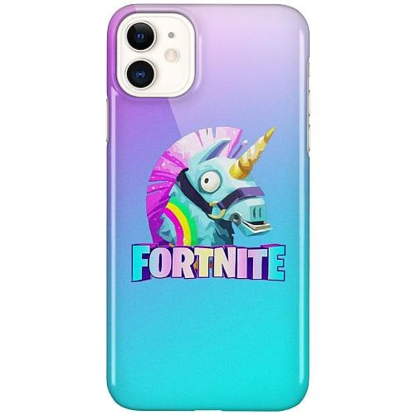 Apple iPhone 12 mini LUX Mobilskal (Glansig) Fortnite Llama