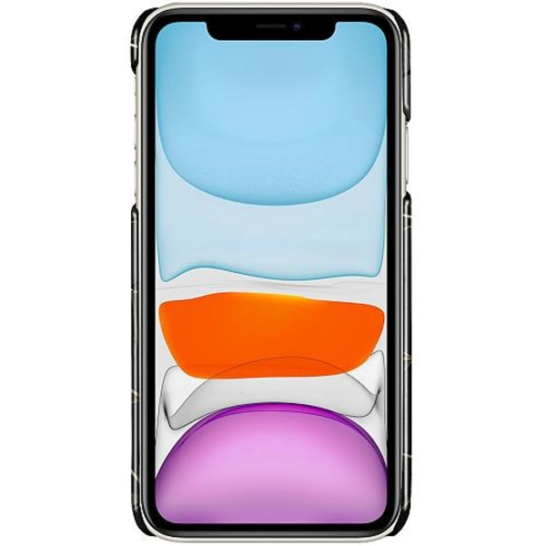 Apple iPhone 12 mini LUX Mobilskal (Glansig) Midnight
