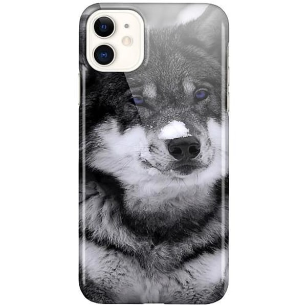 Apple iPhone 12 mini LUX Mobilskal (Glansig) Wolf