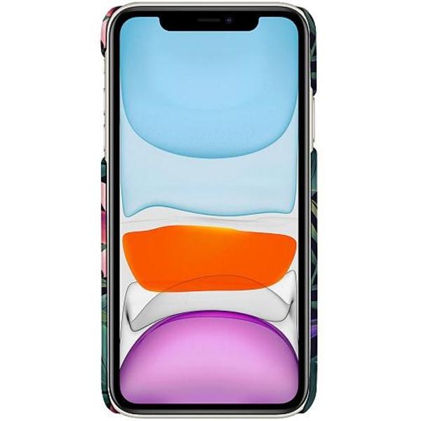 Apple iPhone 12 LUX Mobilskal (Matt) Azalea