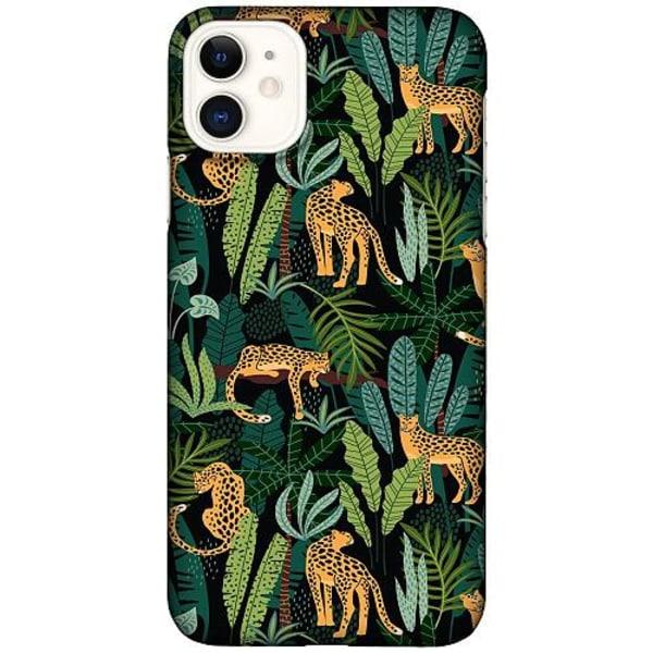 Apple iPhone 12 LUX Mobilskal (Matt) Jungle Days