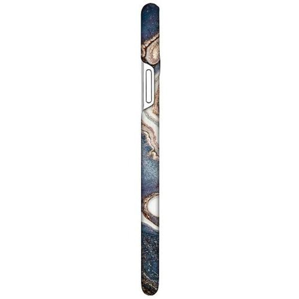 Apple iPhone 12 LUX Mobilskal (Matt) Navy