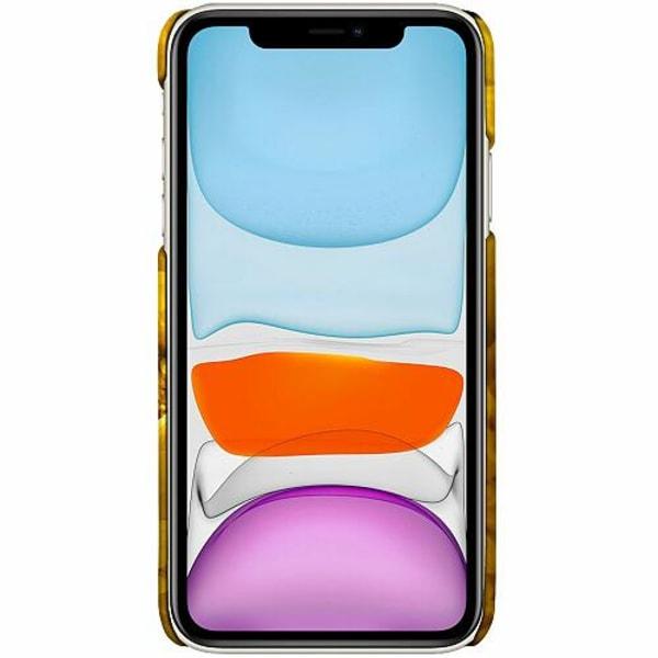Apple iPhone 11 LUX Mobilskal (Matt) Yellowy. Kinda