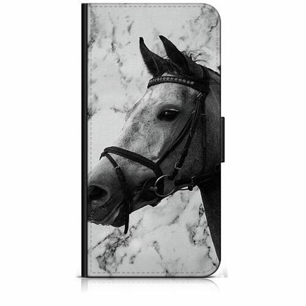 Huawei P30 Plånboksfodral Häst