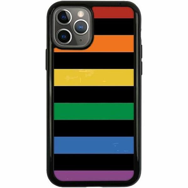Apple iPhone 11 Pro Duo Case Svart Pride