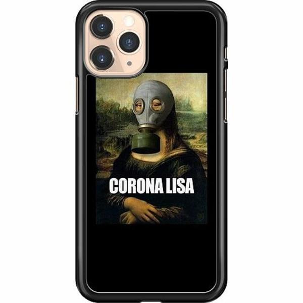 Apple iPhone 12 Pro Hard Case (Black) Corona Lisa