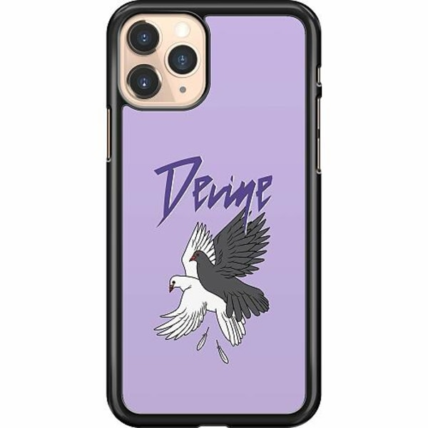 Apple iPhone 11 Pro Hard Case (Svart) Devine Doves