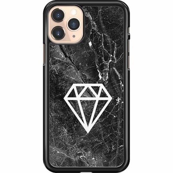 Apple iPhone 11 Pro Hard Case (Svart) Diamond