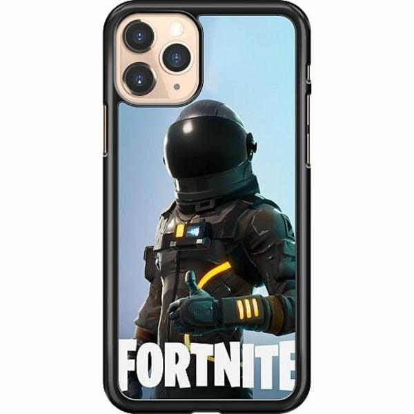 Apple iPhone 11 Pro Hard Case (Svart) Fortnite
