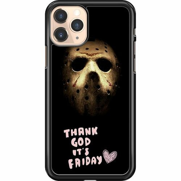 Apple iPhone 11 Pro Hard Case (Svart) Friday