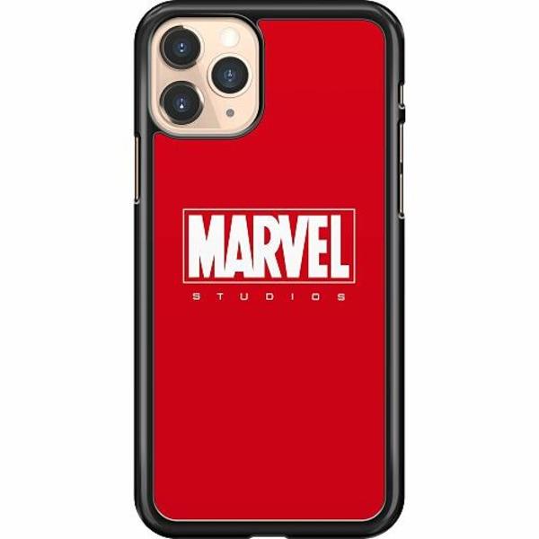 Apple iPhone 11 Pro Hard Case (Svart) Marvel